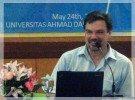 Prof Matthias, Guru Besar dari Jerman Mengisi Kuliah Umum FMIPA
