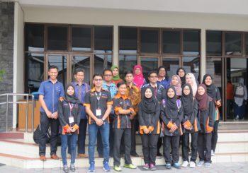 FAST Universiti Tun Hussein Onn Malaysia Kunjungi FMIPA UAD