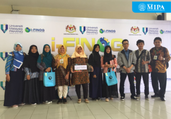 FMIPA UAD Borong Medali dalam International Festival on Innovation on Green Technology (iFINOG) 2018 di Malaysia