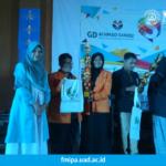 Matematika UAD Juara LKTI Zakat_1 UPI Bandung